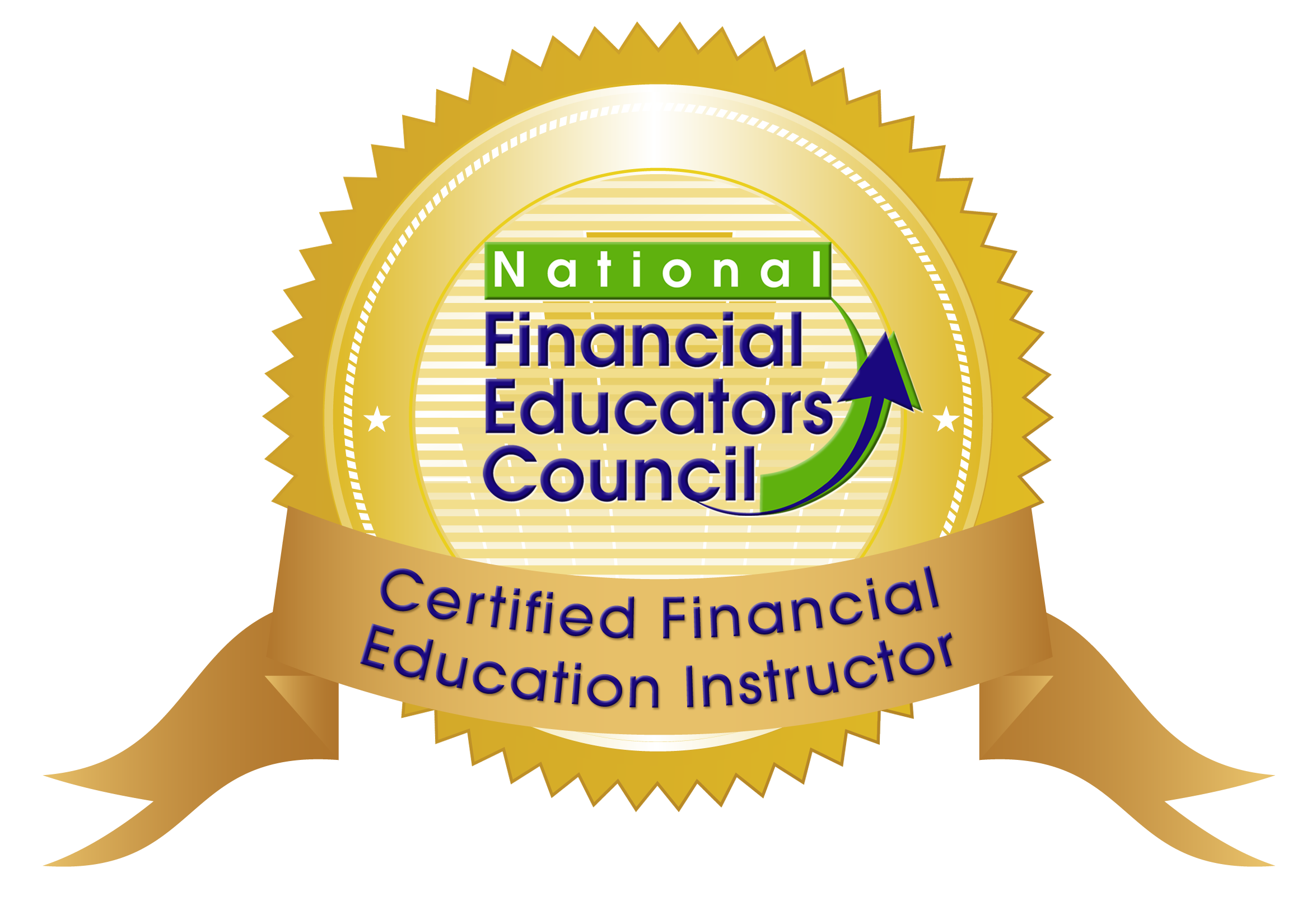 I am a Certified Financial Education Instructor.