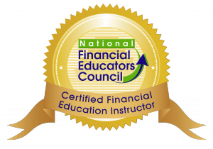 Certified Financial Education Instructor Seal