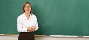 Teacher Slider Teaching Financial Literacy to High School Teachers