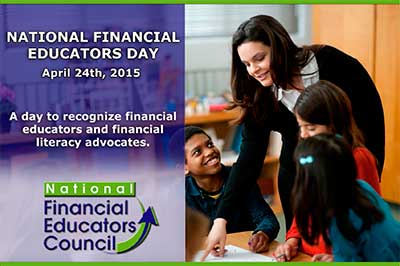 Financial Educators Day Ad Inline