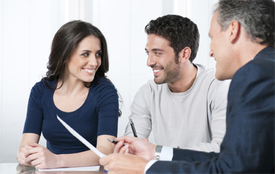 couple attending Financial Literacy Counseling