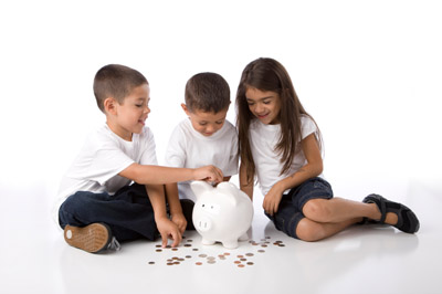financial literacy lesson plans for kids, parents & siblings