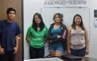 Camille High School Team