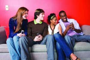 Financial literacy mobile app