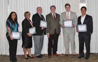 Financial Educators Day Recipients