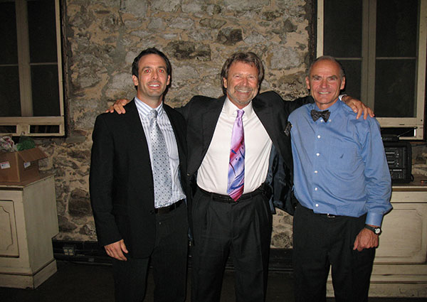 Shorb, Vince and Allan Ostrofe