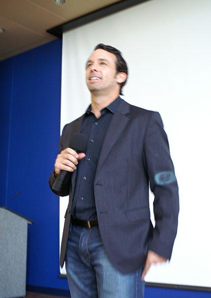 Vince Shorb financial education presentation