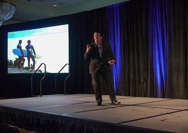Vince Shorb keynote presentation Transamerica