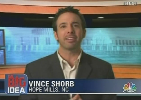 Vince Shorb on The Big Idea with Donny Deutch