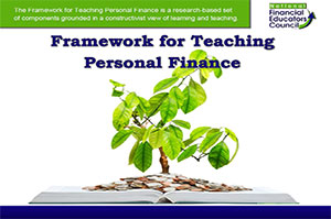 Framework for Teaching Personal Finance & Financial Literacy Statistics