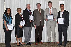 Financial Literacy Advocate Award Honorees