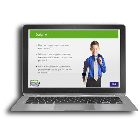 3rd  u2013 5th grade financial literacy curriculum  u0026 activities package
