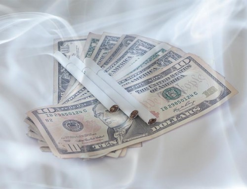American Youth: Don't Smoke Away Financial Security