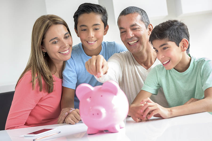 Youth Financial Futures: Parents' Burden