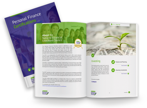 Universal financial coaching services Applications