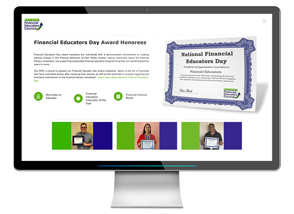 financial literacy initiative for financial educators